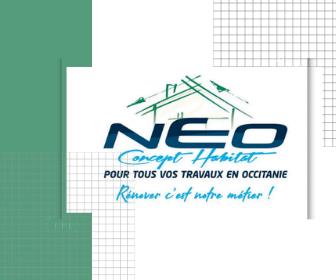 Nouveau logo Neo Concept Habitat